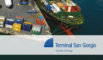 Brochure istituzionale Terminal San Giorgio